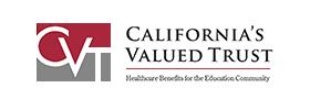 California's Valued Trust Logo